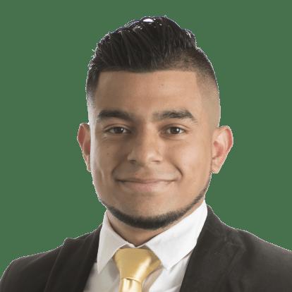 LegacyShield agent Jorge Eduardo Sandoval Vicente