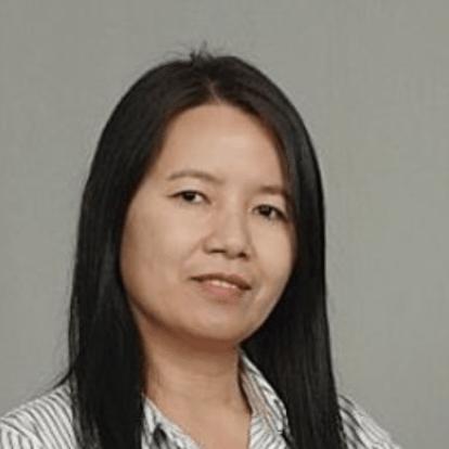 LegacyShield agent Evangeline Barican