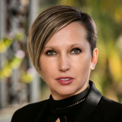 LegacyShield agent Katarzyna Zdeb