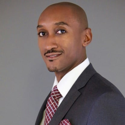 LegacyShield agent Jemayne Williams