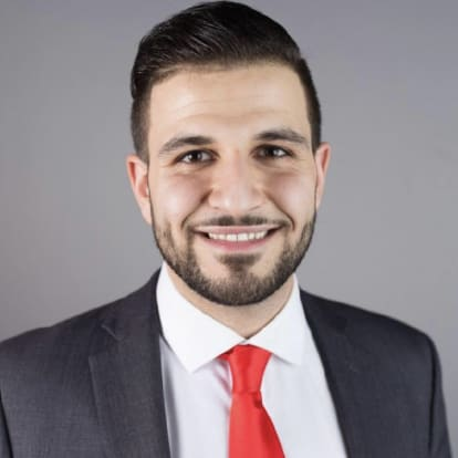 LegacyShield agent Daniel Georges