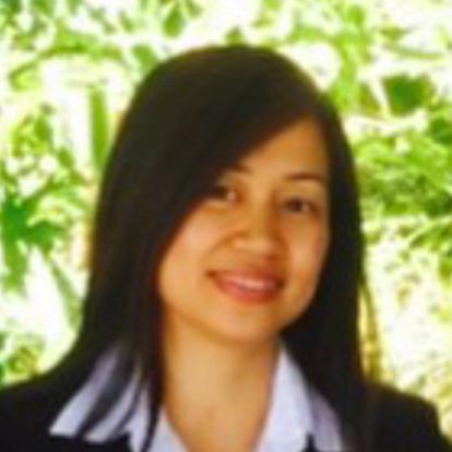 LegacyShield agent Maricel Valdez