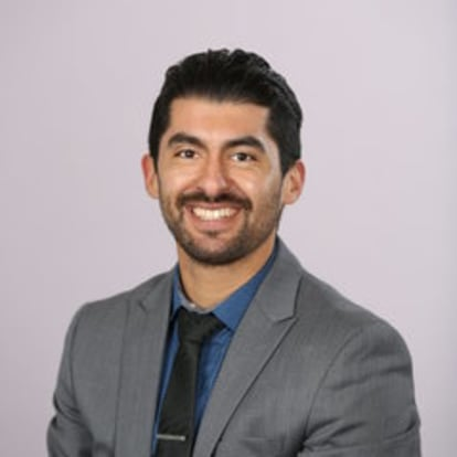 LegacyShield agent Louis Barrios