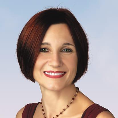 LegacyShield agent Marie Carole De La Cruz