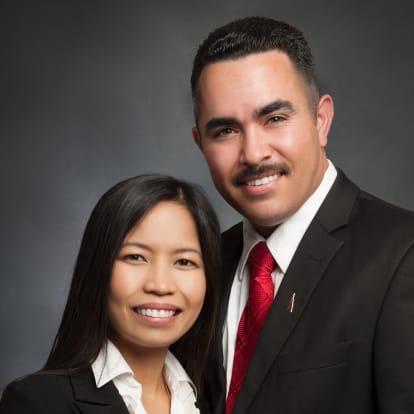 LegacyShield agent Terri & Fernando Abellera