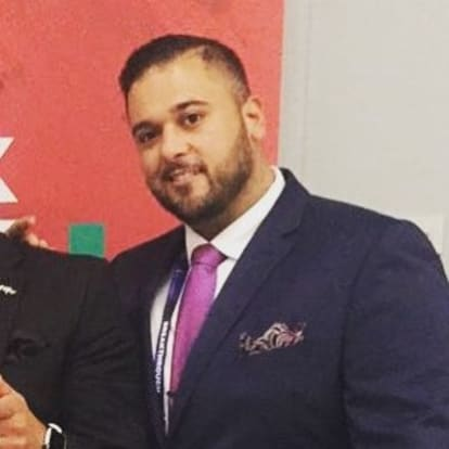 LegacyShield agent Marino Donaggio