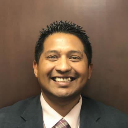 LegacyShield agent Aaron Flores