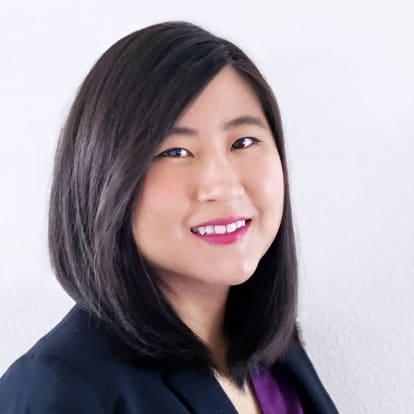 LegacyShield agent Florence Lui