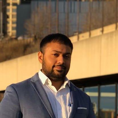 LegacyShield agent Jay Ghevariya