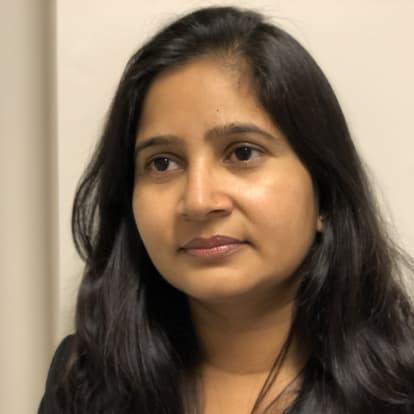 LegacyShield agent Anupama Singh