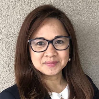 LegacyShield agent Welinda F. Isidro