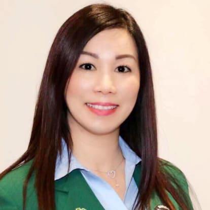 LegacyShield agent Michelle Zhang-Herrera