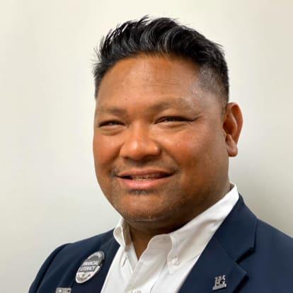 LegacyShield agent Joseph Bautista