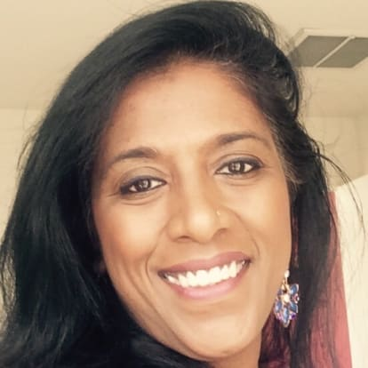 LegacyShield agent Pamela Raghu