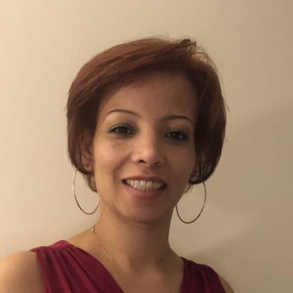 LegacyShield agent Paula Perez