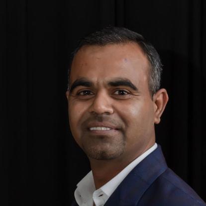LegacyShield agent Mahendra Jangir