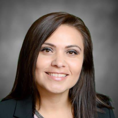 LegacyShield agent Maria Flores-Mauricio