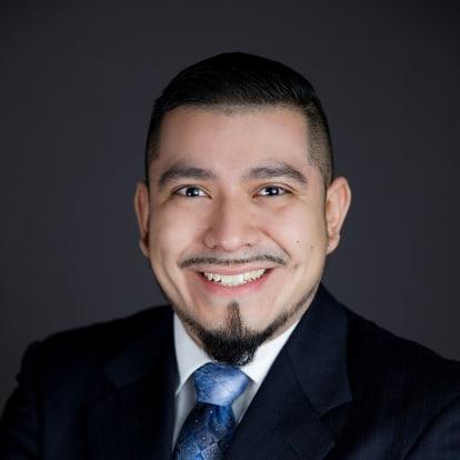 LegacyShield agent Alvaro Ocampo