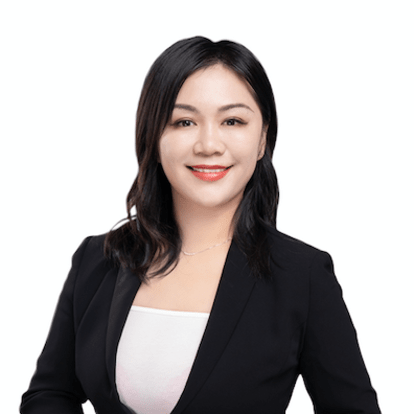 Image of LegacyShield agent Michelle Wong