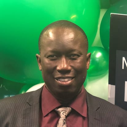 LegacyShield agent Maniasse Mboup