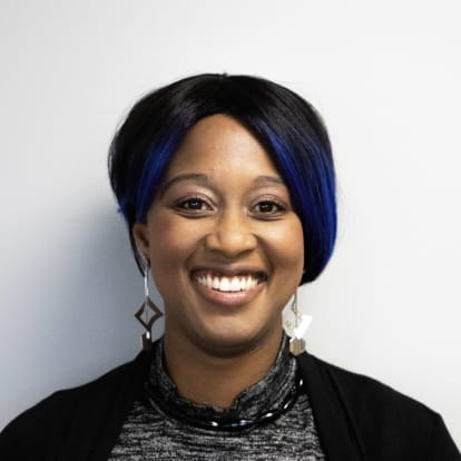 LegacyShield agent Tsungai Muvingi