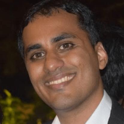 LegacyShield agent Rohith Kutty