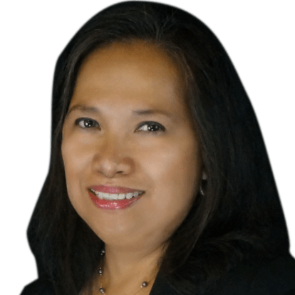Image of LegacyShield agent Alicia Solomon DelaCruz