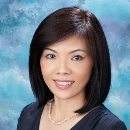 LegacyShield agent Jasmin Tseng