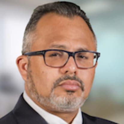 LegacyShield agent Ramon Quinones