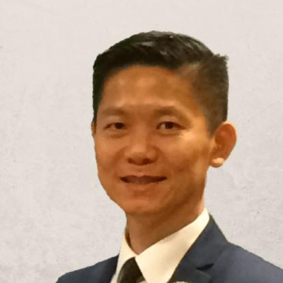 LegacyShield agent Martin Huan