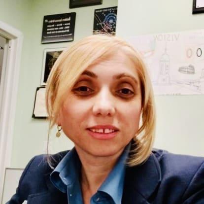 LegacyShield agent Bella Kanashvili
