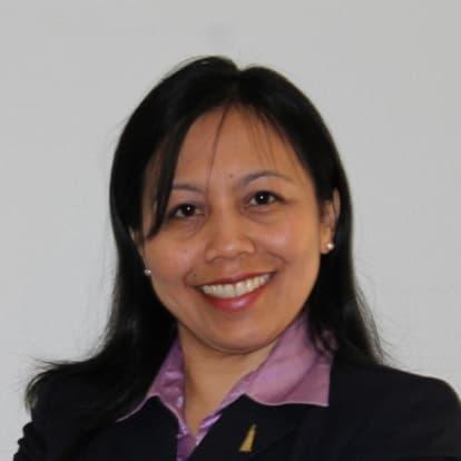 LegacyShield agent Eunice Gil