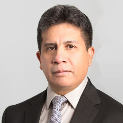 Image of LegacyShield agent Raul Blanco