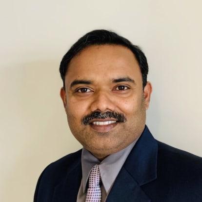 LegacyShield agent Nishant Govindan