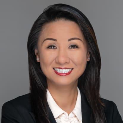 LegacyShield agent Annie Chih