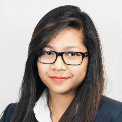 LegacyShield agent Jade Gumban