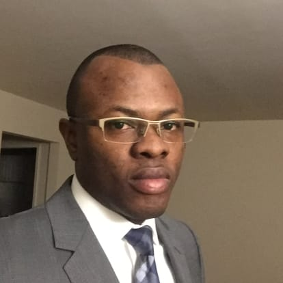 Image of LegacyShield agent Christian C. Okonkwo