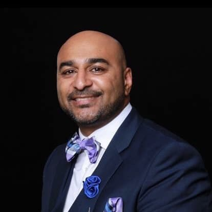 Image of LegacyShield agent Peter Johal