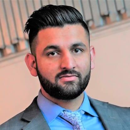 LegacyShield agent Manminder Singh