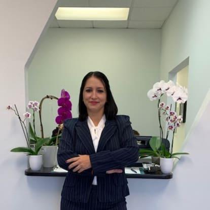 LegacyShield agent Susana Puche Rivero