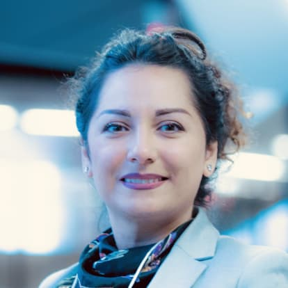 LegacyShield agent Mehrnoosh Jalilian