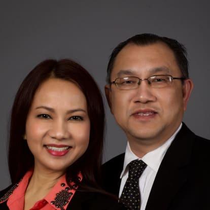 Michael & Huong Vo