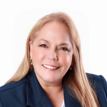 LegacyShield agent Marie Monsalve