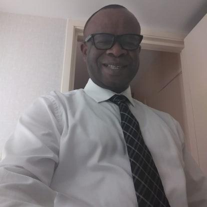 LegacyShield agent Emmanuel Ibe