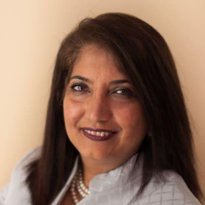 LegacyShield agent Kavita Harjani
