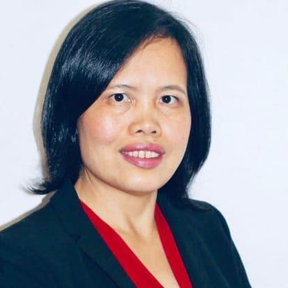 LegacyShield agent Muna Yu