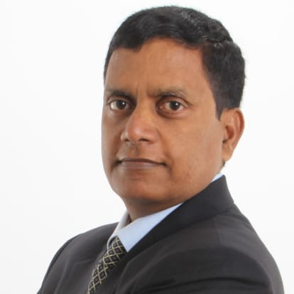 LegacyShield agent Chandrasekhara Azad Aramandla