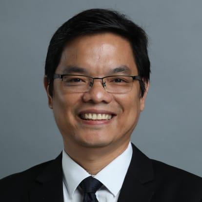 LegacyShield agent Huu Dinh