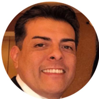 LegacyShield agent Carlos Rodriguez