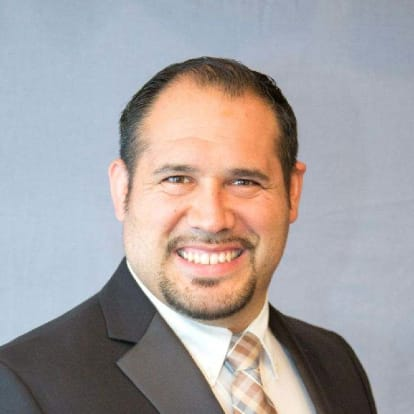 LegacyShield agent Oscar Gonzalez